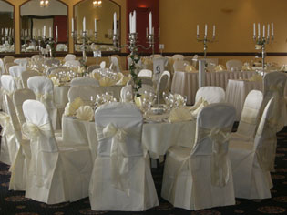 wedding decor wedding favours chair covers and wedding co ordination