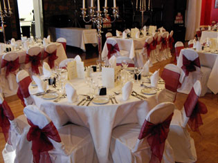Wedding Decor Wedding Favours Chair Covers And Wedding Co Ordination From Kate Callanan Of C T